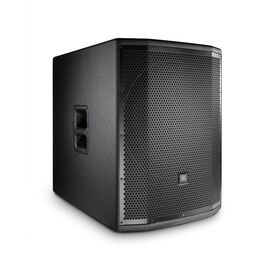 "JBL PRX818XLF - Black - 18"" Self-Powered Extended Low Frequency Subwoofer System with Wi-Fi - Hero"