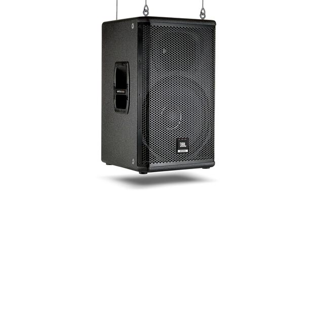 "JBL MRX615 - Black - 15"" High-Power,  Two-Way Speaker - Hero"