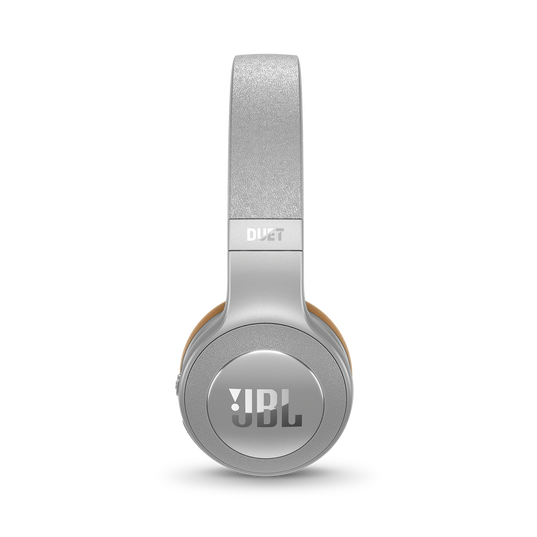 JBL Duet BT - Grey - Wireless on-ear headphones - Detailshot 2