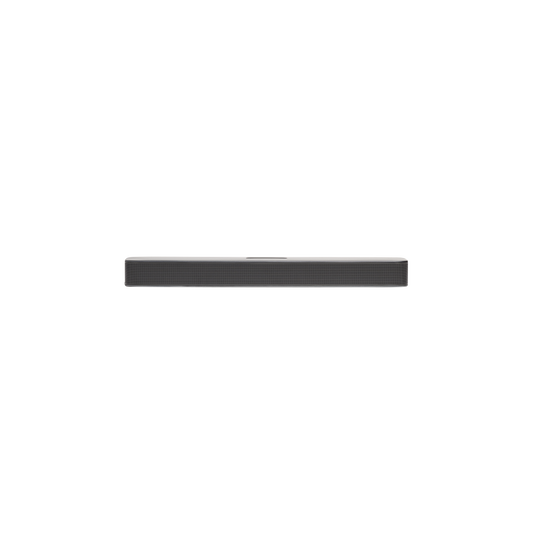 Bar 2.0 All-in-One - Black - Compact 2.0 channel soundbar - Front