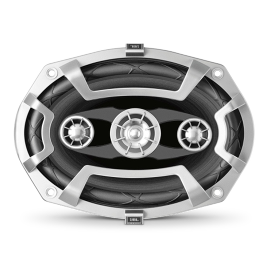 JBL Multi System 6x9 - 69QD7TA (Par) - Silver - Front
