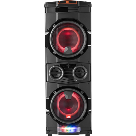 JBL PARTY XPERT - Black - Front