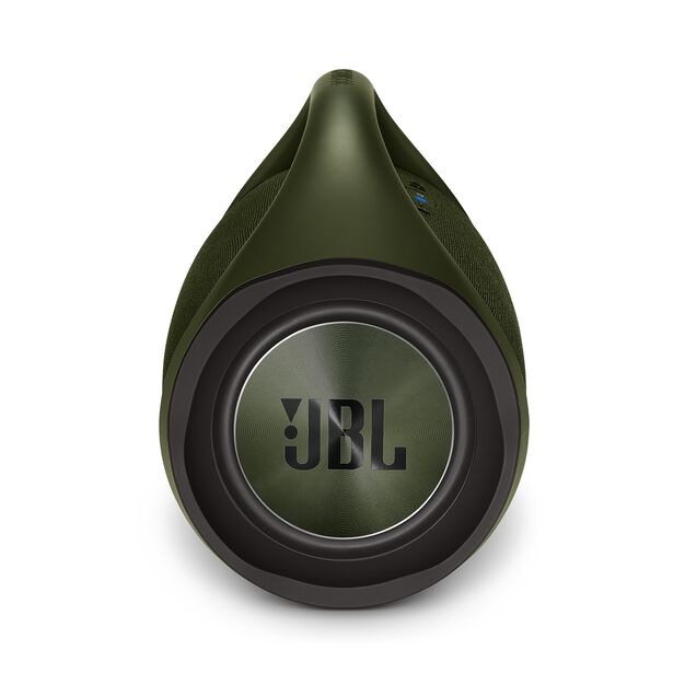 JBL Boombox - forest green - Portable Bluetooth Speaker - Detailshot 1