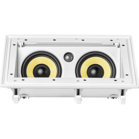 JBL CI55RA - White - Hero