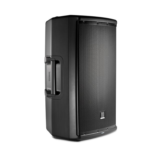 "JBL EON615 - Black - 15"" (38 cm) Two-Way Multipurpose Self-Powered Sound Reinforcement - Detailshot 1"