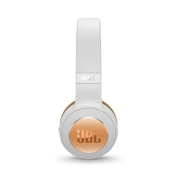 JBL Duet BT - Silver - Wireless on-ear headphones - Detailshot 2