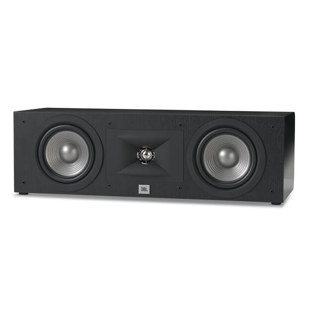 "Studio 235C - Black - Dual 2.5-way 6.5"" Center Channel Loudspeaker - Detailshot 1"