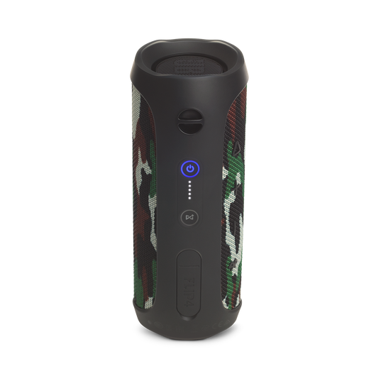 JBL Flip 4 Special Edition - Squad - A full-featured waterproof portable Bluetooth speaker with surprisingly powerful sound. - Detailshot 3