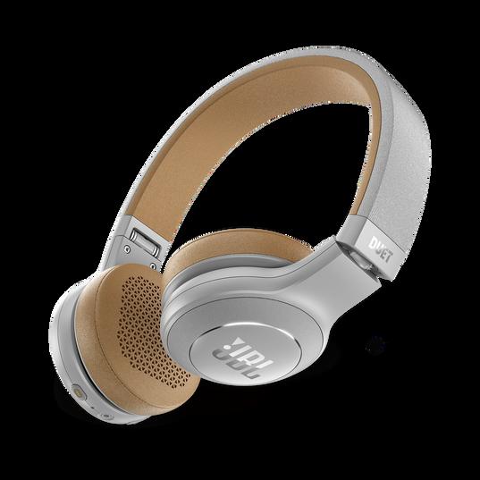 JBL Duet BT - Grey - Wireless on-ear headphones - Detailshot 1