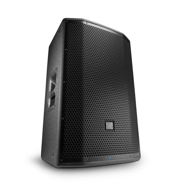 "JBL PRX815 - Black - 15"" Two-Way Full-Range Main System/Floor Monitor with Wi-Fi - Hero"