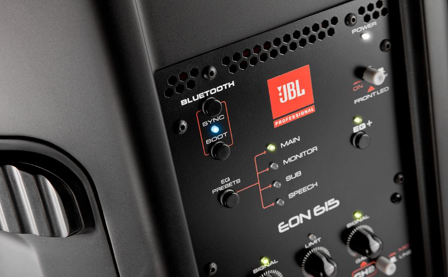 Integração com Bluetooth