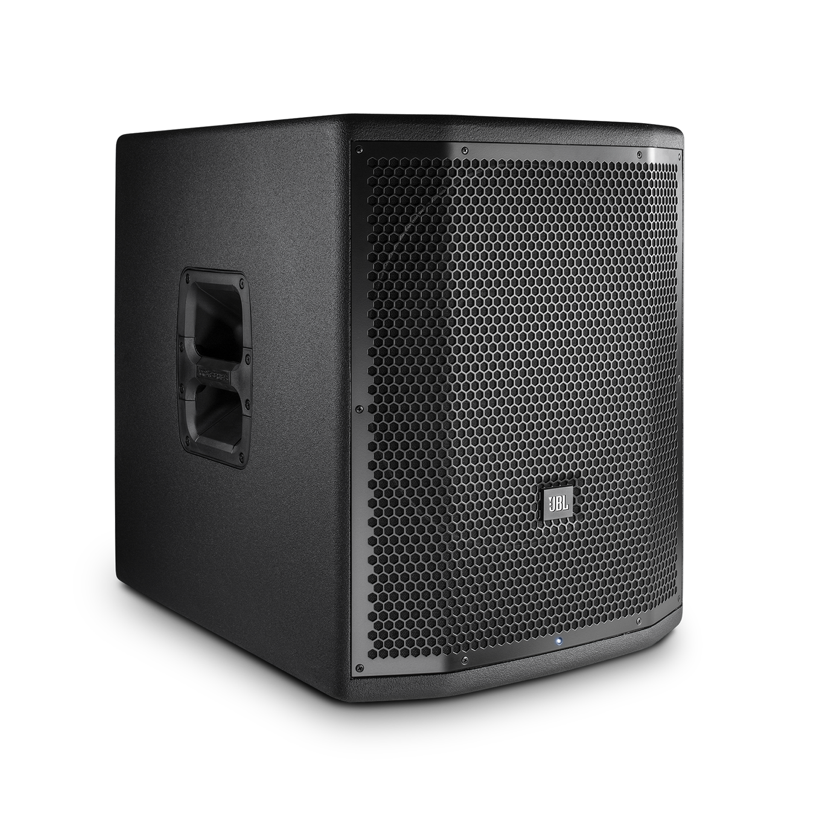 "JBL PRX815XLF - Black - 15"" Self-Powered Extended Low Frequency Subwoofer System with Wi-Fi - Hero"