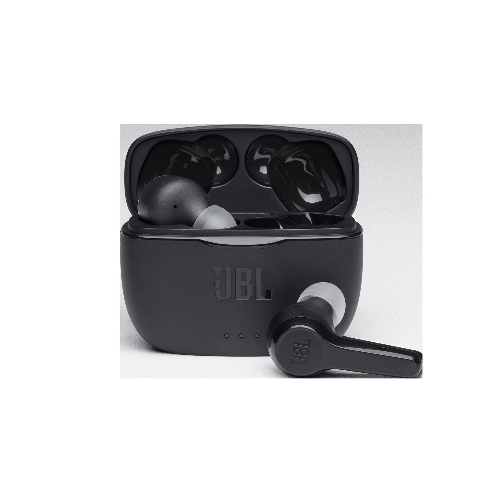 JBL Tune 215TWS - Black - True wireless earbuds - Hero